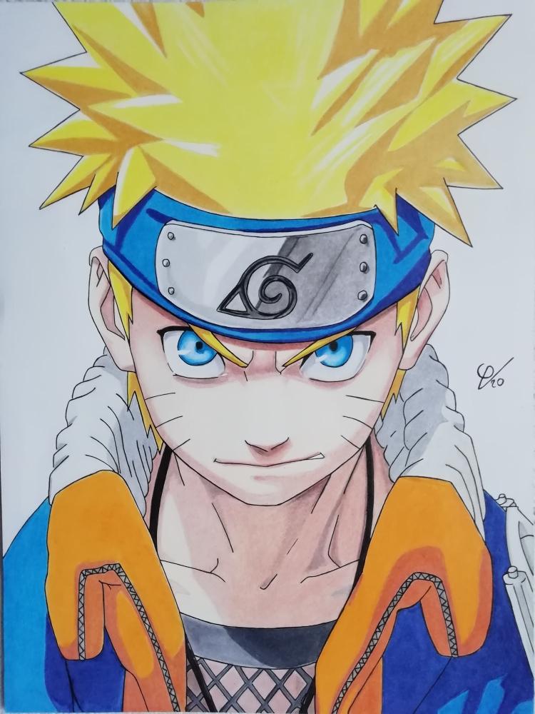 Naruto by Balboa76